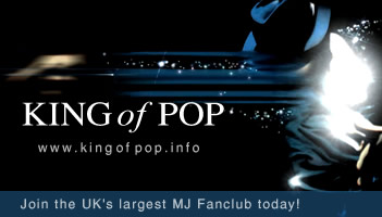 Join the UK's most active Michael Jackson Fanclub, King of Pop - www.kingofpop.info